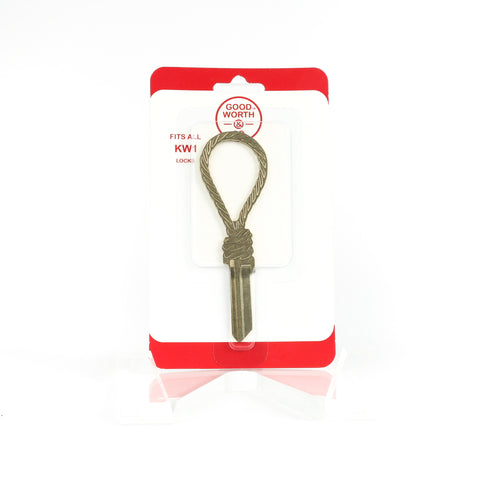 Good Worth & Co. Noose Key
