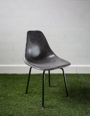 Mid-Century Molded Plastic Chair