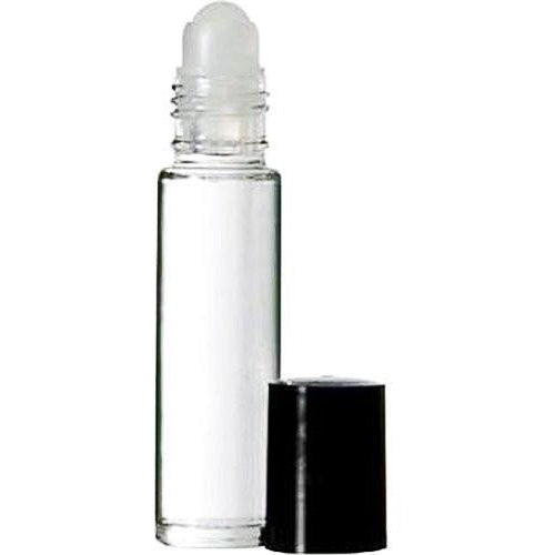 Premium Perfume Oil Inspired by Stella McCartney Perfume, 10ml Clear Glass Roller Bottle, Black Cap