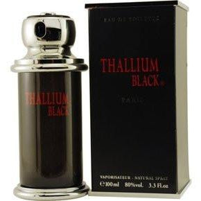 Thallium Black ~ Yves de Sistelle 3.3 oz Men Eau de Toilette Spray