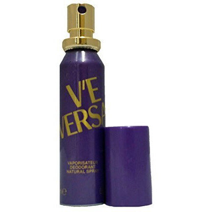V'E Versace Deodorant Spray for Women .8 Oz By Gianni Versace Parfums