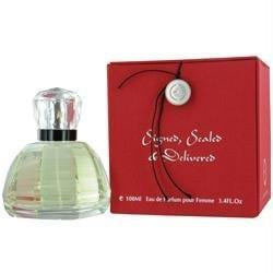 SIGNED, SEALED & DELIVERED EAU DE PARFUM SPRAY 3.4 OZ WOMEN [Health and Beauty]