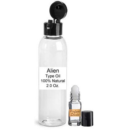 Wholesale Premium Perfume Oil  Inspired by Alien Perfume for Women in a 2oz Bottle with a free empty 5ml glass roller bottle