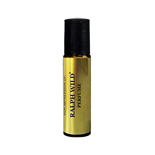 Perfume Studio Oil IMPRESSION of Discontinued Ralph Wild for Women - 100% Pure Undiluted, No Alcohol Premium Grade Parfum (10ml Roll On, Designer Fragrance Version)