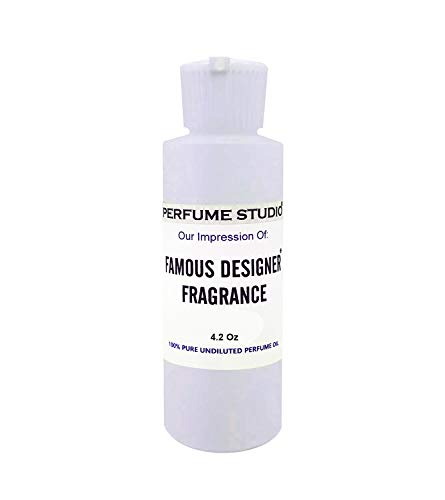 Perfume Studio Fragrance Oil Impression of Designer Fragrances; Top Quality Pure Parfum Oil Strength Undiluted & Alcohol Free. Comparable Scent to: (Fu_cking Fabulous Type, 4oz)