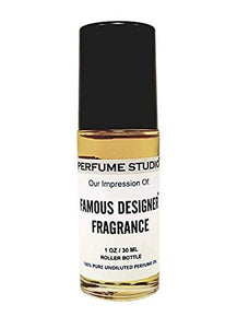 Perfume Studio Premium Quality Undiluted Fragrance Oil Impression of Designer Fragrances; Top Quality Pure Parfum Oil Strength Undiluted & Alcohol Free. Comparable Scent to: (Magnetism Type, 1oz)