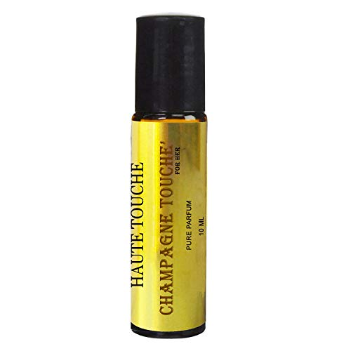 Champagne Touche' Perfume for Women; 10ml Glass Roll-On