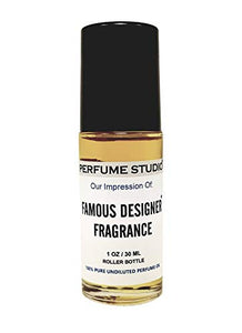 Perfume Studio Fragrance Oil Roll On Impression of Designer Fragrances; Roller Bottle. Top Quality Pure Perfume Oil Strength Undiluted & Alcohol Free. Compare Our Perfume Oil to: (Cafe Rose Type, 1oz)