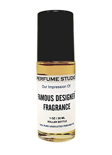 Perfume Studio Fragrance Oil Impression of Designer Fragrances; Roll on Bottle. Top Quality Pure Parfum Oil Strength Undiluted & Alcohol Free. Comparable Scent to: (Violet Blonde Type, 1oz)