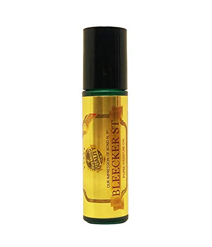Perfume Studio Oil IMPRESSION of Bond 9 Bleecker Street; 10ml Roll On Glass Bottle, 100% Pure Undiluted, No Alcohol Parfum (Premium Quality Fragrance Version)