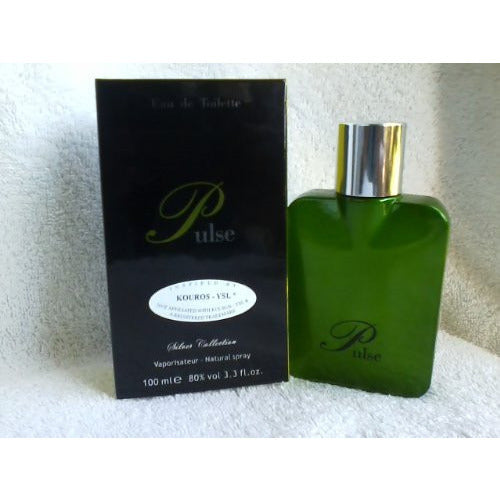 Pulse Cologne for Men EDT Spray 3.3oz