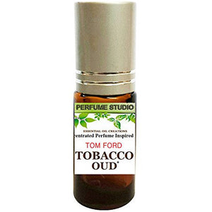 Tobacco Oud Perfume Oil. IMPRESSION of *Tom_Ford_Tobacco_Oud* 100% Pure Perfume Oil