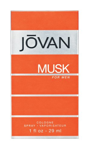 Jovan Musk for Men Cologne Spray by Jovan, 1 Fluid Ounce