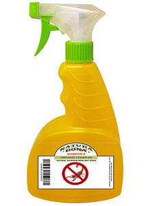 Cedar Wood Organic Spray Oil by Natura Bona - A Natural Alternative Blend with no harmful chemicals to help you keep Scorpions and Spiders out of your home! A BIG Long Lasting 24oz Spray Bottle.