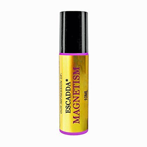 Perfume Studio Select Perfume Oil IMPRESSION with SIMILAR Fragrance Accords to -Magnetizm_Women; 100% Pure No Alcohol Oil (Perfume Oil VERSION/TYPE; Not Original Brand)