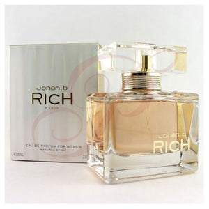 Rich FOR WOMEN by Johan B. Paris - 2.8 oz EDP Spray