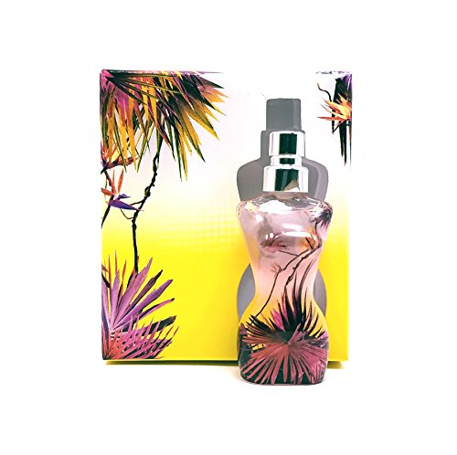 Classique Summer 2012 Jean Paul Gaultier for women - Miniature Fragrance, Eau de Toilette Splash-On, 3.5 ml / .11 oz
