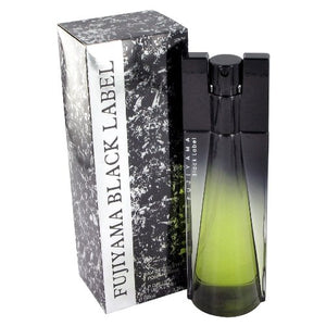 Fujiyama Black Label by Succes De Paris Eau De Toilette Spray 3.4 oz