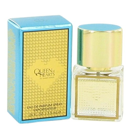 Queen of Hearts by Queen Latifah Mini EDP Spray .25 oz for Women