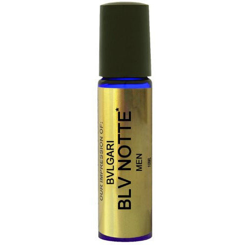 Bvlgari Blv Notte Perfume Oil IMPRESSION - 10ml Roller Bottle