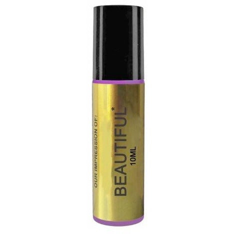 Estee Lauder Beautiful Perfume IMPRESSION Oil. Premium Quality Perfume Roll On, 10ml