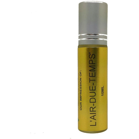 L'air Due Temps Perfume Oil IMPRESSION. Premium Fragrance Oil with SIMILAR Accords to -{L'AIR_DUE_TEMPS}* for Women, 100% Pure No Alcohol Oil