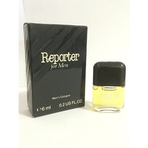 Reporter 6 ML / 0.2 Oz Splash for men's Cologne