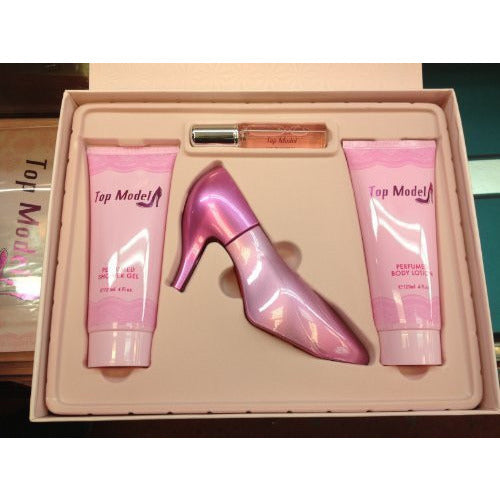Top Model 4 Pcs Woman Gift Set