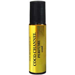 Perfume Studio Premier IMPRESSION Oil SIMILAR to *COC0*_CH*Perfume{Women} - 100% Pure Undiluted, No Alcohol Top grade Perfume Oil