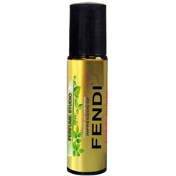 Perfume Studio IMPRESSION Perfume Oil; SIMILAR Fragrance Accords to discontinued *{FENDIE}*Women Parfum - 100% Pure Undiluted, No Alcohol Premium Oil