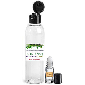 Wholesale Bleecker Street Perfume Type Oil. Top Quality Pure Oil in 2oz Bottle with Free 5ml Roll On.