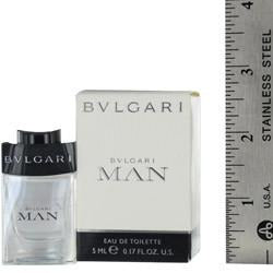 Bvlgari Man Mini .17 oz Splash On for Men
