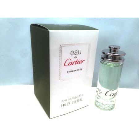 Eau de Cartier Concentree 0.16 oz Mini Cologne for Men
