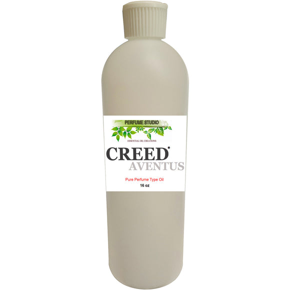 Wholesale Perfume Oil Inspired by Creed Aventus* Cologne in a 16 Oz Bulk