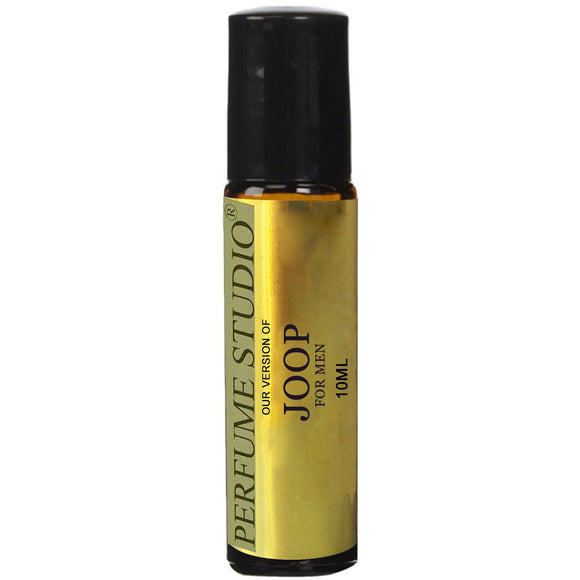 Joop Perfume Oil IMPRESSION For Men - 10ml Glass Roller Bottle