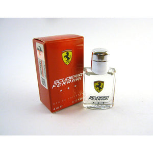 Ferrari Scuderia Red 0.13 oz Cologne for Men