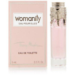 Womanity by Thierry Mugler for Women 0.1 oz EDT Mini