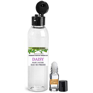 Wholesale Designer Type Oil; Daisy Eau So Fresh 2oz with Free 5ml Roller Bottle