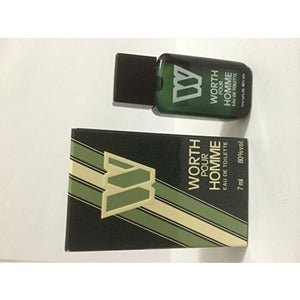 Worth Pour Homme 7 ML Miniature Splash 80% Vol.