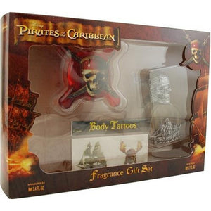 Pirates Of The Caribbean By Air Val International For Men And Women. Set-edt ...