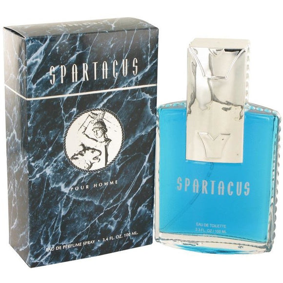 Spartacus by Spartacus Eau De Parfum Spray 3.4 oz for Men