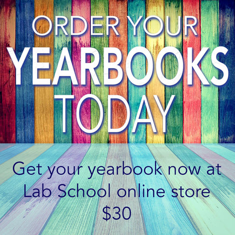 2020-2021 Lab School Yearbook