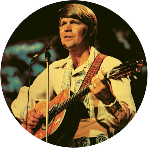 Glen Campbell - Rhinestone Cowboy Live Limited Edition Vinyl LP ( Picture Disc) - direct audio