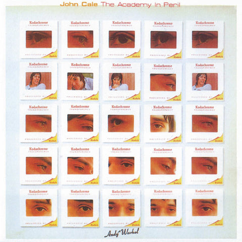 John Cale - The Academy In Peril on 180g LP - direct audio