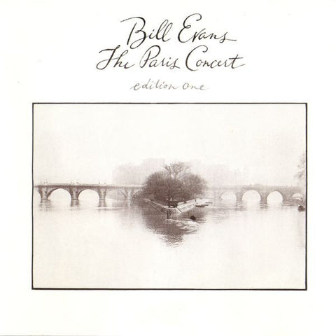 Bill Evans - The Paris Concert: Edition 1 on Numbered Limited Edition 180g 45RPM 2LP - direct audio