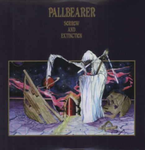 Pallbearer - Sorrow and Extinction Vinyl 2LP (Out Of Stock) Pre-order - direct audio