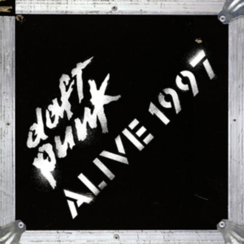 Daft Punk - Alive 1997 180g Vinyl LP (Out Of Stock) Pre-order - direct audio