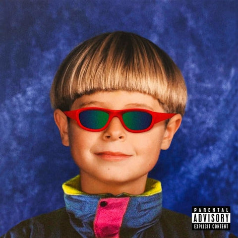 Oliver Tree - Alien Boy Vinyl EP (Out Of Stock) - direct audio