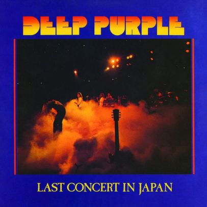 Deep Purple - Last Concert In Japan 180g Vinyl LP