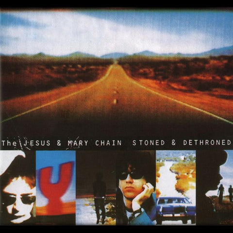 The Jesus And Mary Chain - Stoned And Dethroned Vinyl LP (Out Of Stock) - direct audio